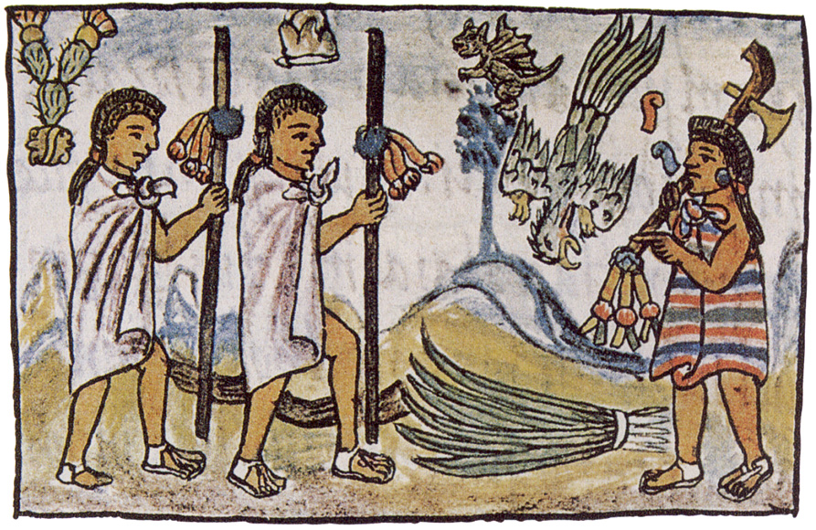 trade in the aztec civilization Aztec trade was crucially important to the empire there could be no empire without it as many goods used by the aztecs were not produced locally.